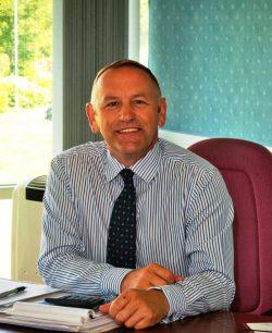 President Alan Brayley