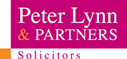 Peter Lynn & Partners Solicitors Logo
